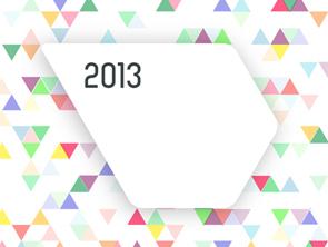 20 потрясающих примеров календарей на 2013 год