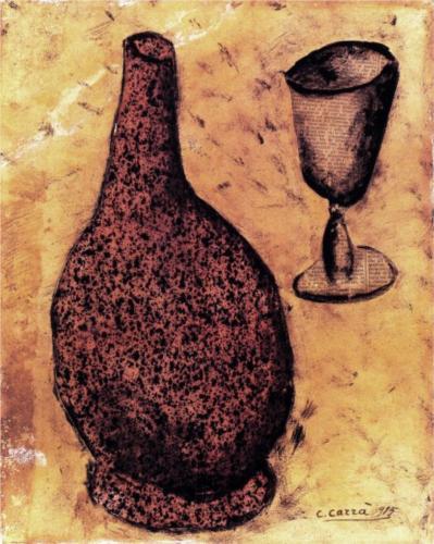 Карло Карра. Традиции и новаторство