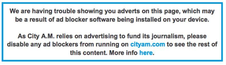 «Это самая большая опасность для индустрии»: как рекламный мир борется с блокировщиками рекламы