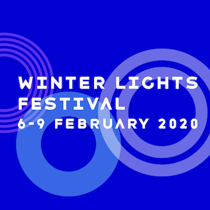 Winter Lights Festival / Зимние огни