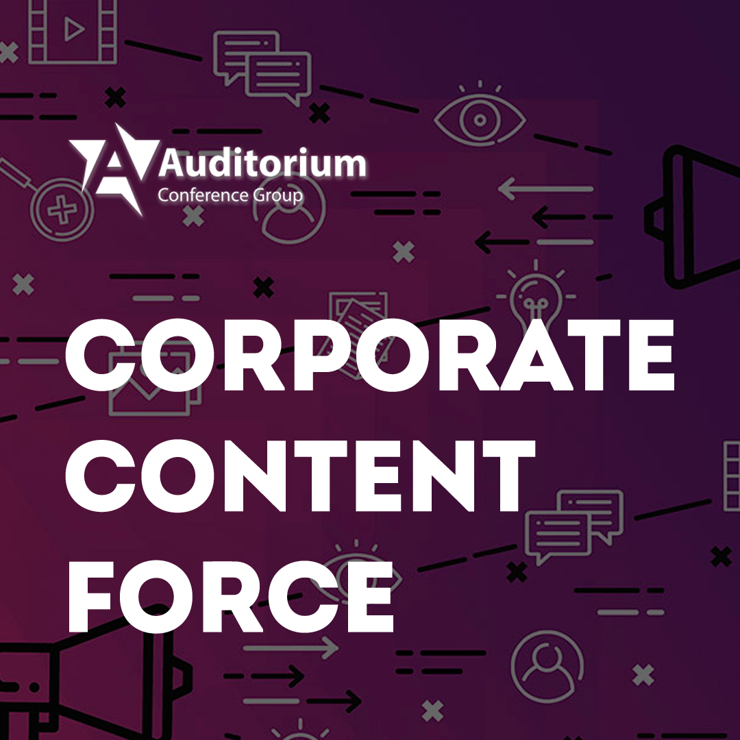 Corporate Content Force 2019