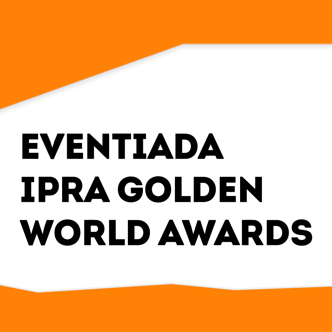 Eventiada IPRA Golden World Awards